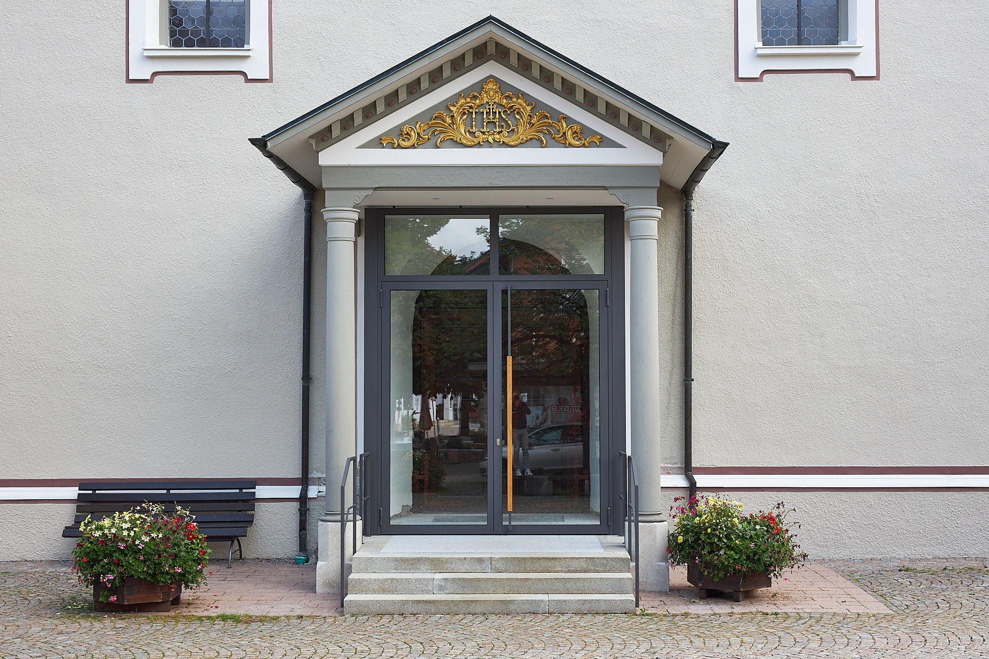 Eingang / Fassade
